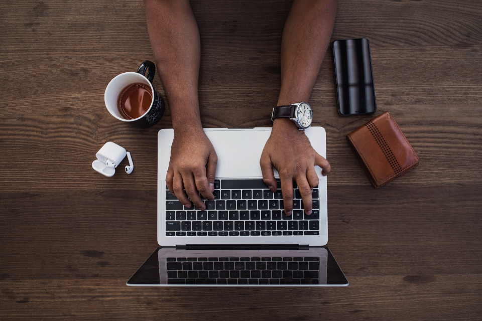 The best brainstorming comes from a cup of tea and a well placed camera angle of your typing on your computer.